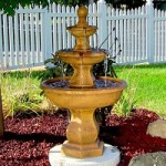 Amazon outdoor fountain small